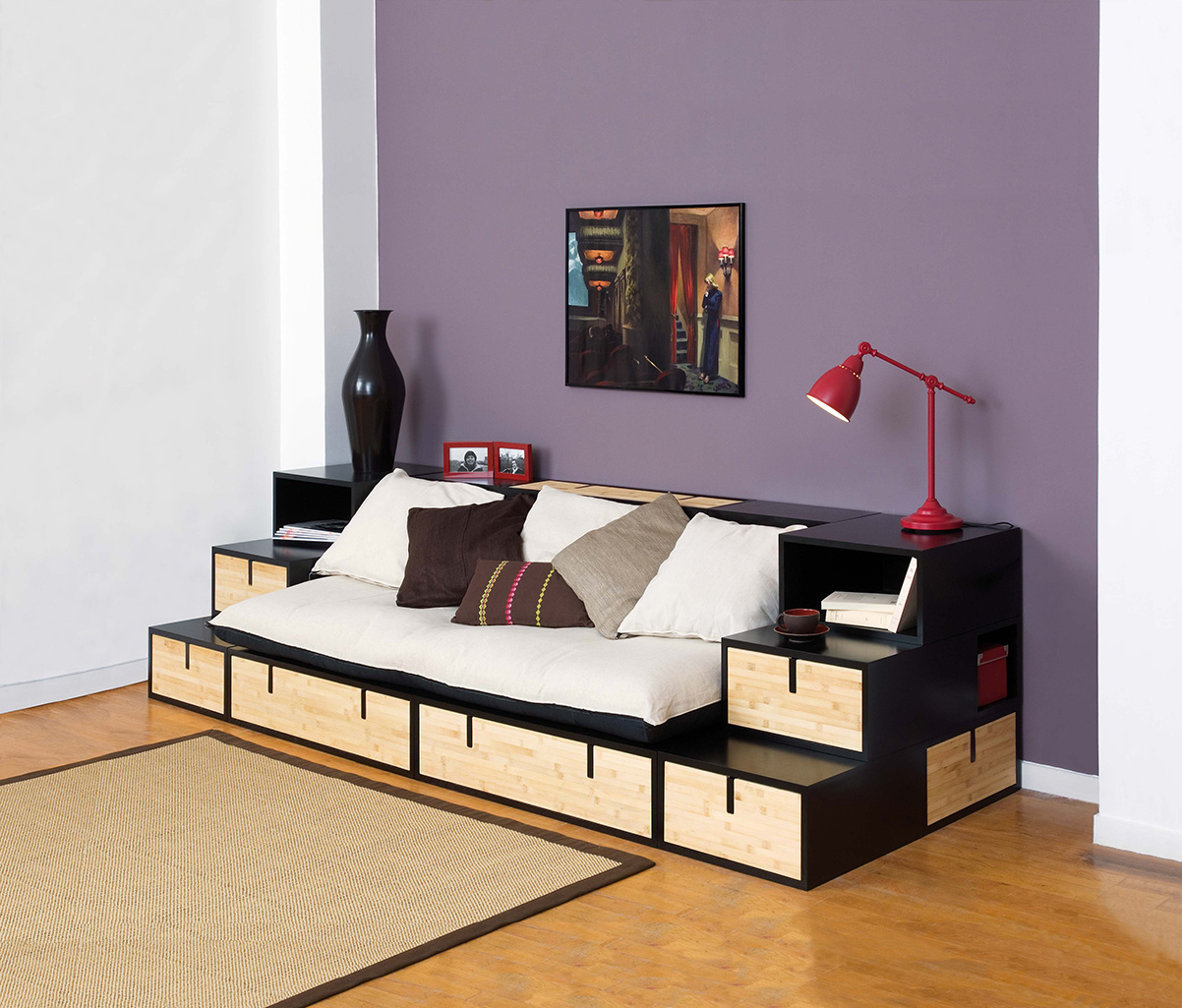 canap s programme brick banquette brick. Black Bedroom Furniture Sets. Home Design Ideas
